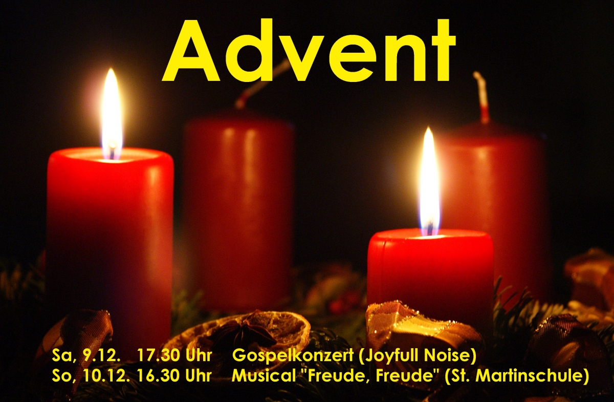Advent in der Stadtkirche